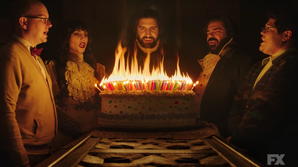 What we do in the shadows – saison1